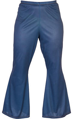 Adult Blue Bell Bottom Jeans