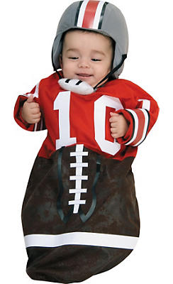 Baby Bunting Football Costume