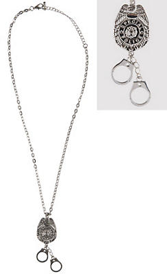 Police Necklace