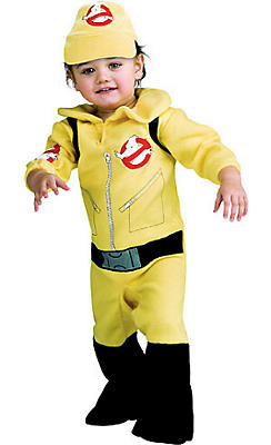 Toddler Boys Ghostbusters Costume