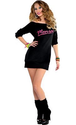 80s Maniac Tunic Dress