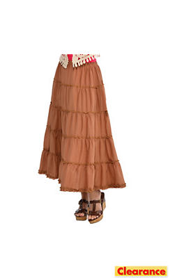 Festival Tiered Skirt