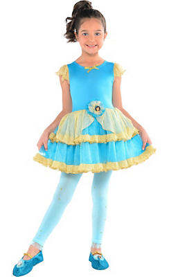 Girls Tutu Jasmine Dress