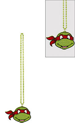 Raphael Pendant Necklace - Teenage Mutant Ninja Turtles