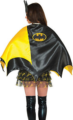 Batgirl Cape Deluxe - Batman
