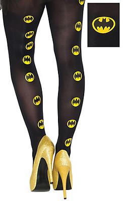 Batgirl Tights - Batman