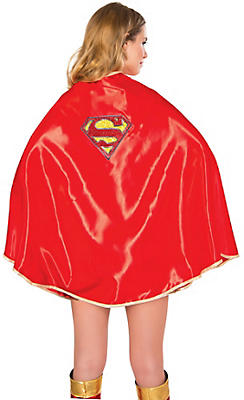 Supergirl Cape Deluxe