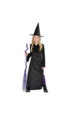 Child Black Witch Dress