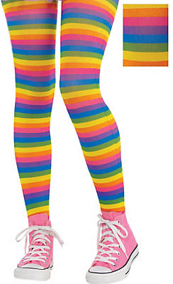 Child Rainbow Dash Tights - My Little Pony