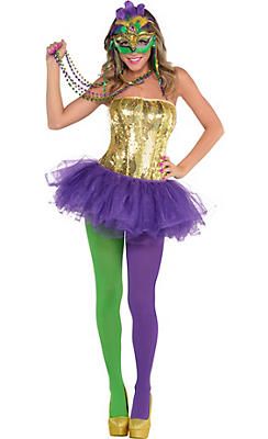 Mardi Gras Costumes - Masquerade Costumes & Ideas - Party City - photo #33