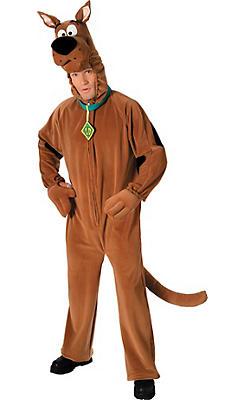 Adult Scooby-Doo Costume Deluxe