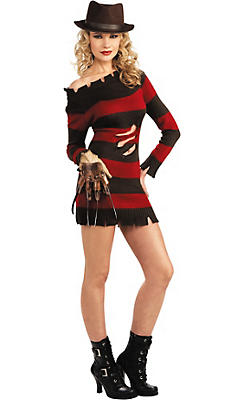 Adult Miss Krueger Costume - Nightmare on Elm Street