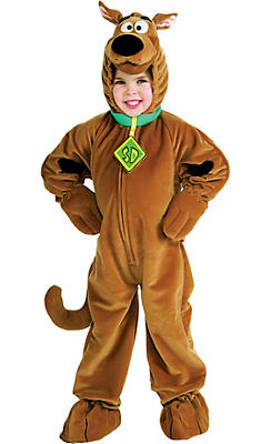 Boys Scooby-Doo Costume Deluxe