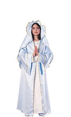 Girls Mary Costume Deluxe