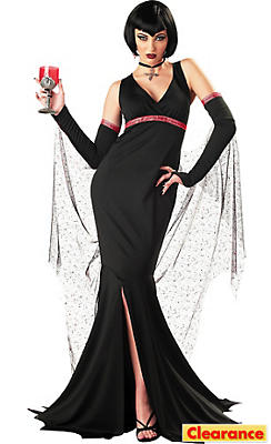 Adult Immortal Seductress Vampire Costume