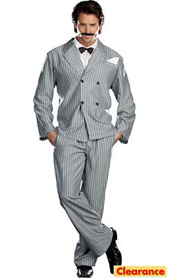 Adult Gothic Gentleman Costume