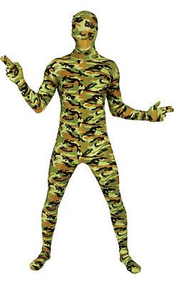Adult Commando Morphsuit