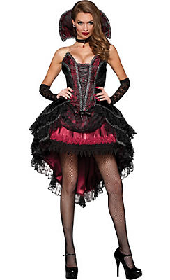quick shop - Scary Vampire Halloween Costumes