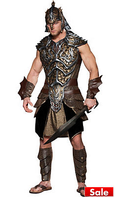 Adult Dragon Lord Costume