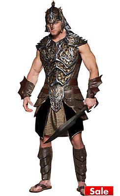 Adult Dragon Lord Costume