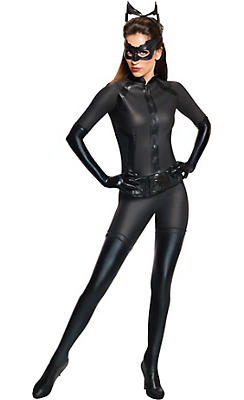 Adult Catwoman Costume Grand Heritage - The Dark Knight Rises Batman