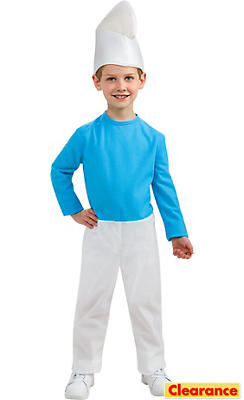 Boys Smurf Costume - The Smurfs 2