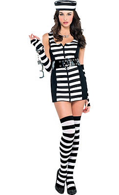 Adult Guilty As Charged Costume
