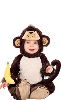 baby monkey costume - Baby Halloween Coatumes
