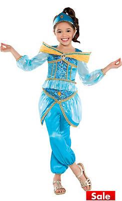 Toddler Girls Jasmine Costume