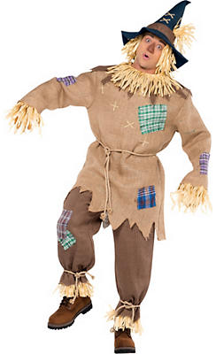 Adult Mr. Scarecrow Costume