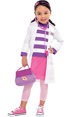 Toddler Girls Doc McStuffins Costume