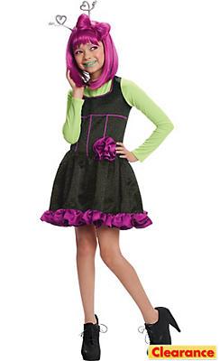 Girls Alie Lectric Costume - Novi Stars