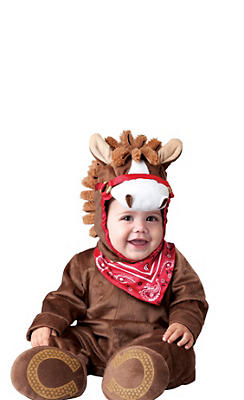 Baby Playful Pony Costume Deluxe