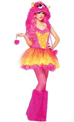 Adult Mischief Monster Costume