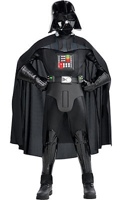 Boys Darth Vader Costume Supreme - Star Wars