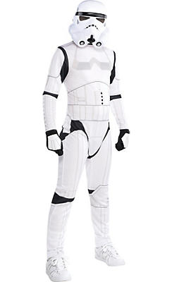 Boys Stormtrooper Costume - Star Wars