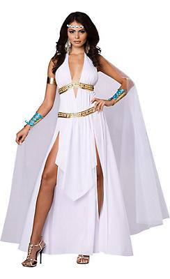 Adult Glorious Goddess Costume
