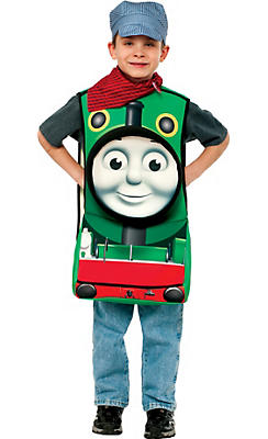 Toddler Boys Percy Costume Deluxe - Thomas & Friends