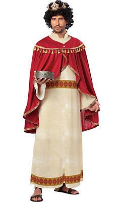 Adult Melchior of Persia Costume - Three Wise Men