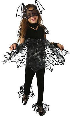 Girls Becky the Bat Costume
