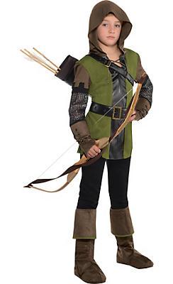 Boys Prince of Thieves Robin Hood Costume