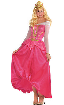 Adult Aurora Costume Couture - Sleeping Beauty