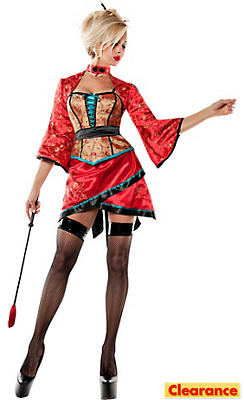 Adult Pleasing Geisha Costume