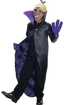 Boys Dracula Minion Costume - Minions