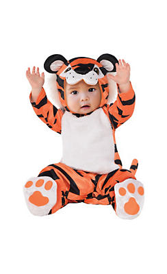 baby tiny tiger costume - Baby Halloween Coatumes