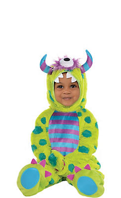 Baby Monster Mash Costume Deluxe