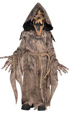 Little Boys Swamp Creeper Costume