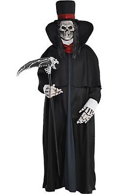 Adult Dapper Death Costume Plus Size