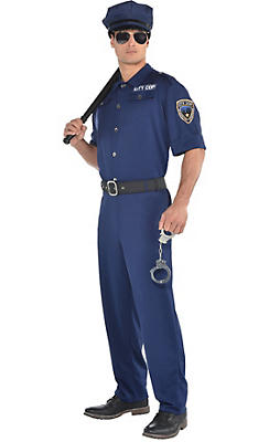 Adult On Patrol Police Costume