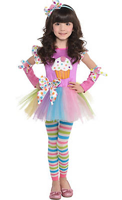 Toddler Girls Cupcake Cutie Costume